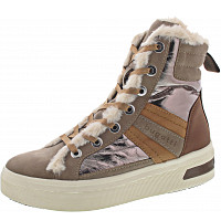 BUGATTI - MILKA - Sneaker - LIGHT BROWN / METALL