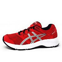 ASICS - Contend 5GS - Sportschuh - 601 classic red/silver