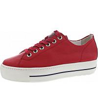 PAUL GREEN - Sneaker - ROT