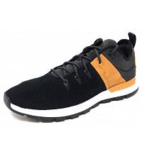 TIMBERLAND - Sprint Trekker Low Fabric - Sneaker - jet black