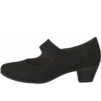 JANA - Slipper - BLACK