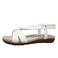 JANA - Sandalette - 100 white