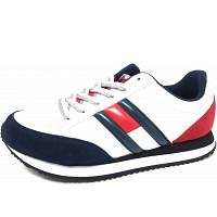 TOMMY HILFIGER - Retro - Sneaker - RWB red wht blue