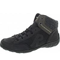 RIEKER - Sneaker - schwarz-graphit-anthrazit