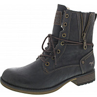 MUSTANG - Boots - graphit
