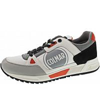 COLMAR - Sneaker - white-orange