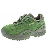 LOWA - Frankie GTX Lo - Wanderschuh - grün
