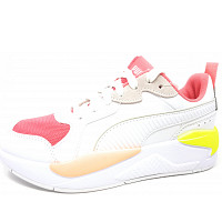 PUMA - x-Ray - Sneaker - white/bubble gum