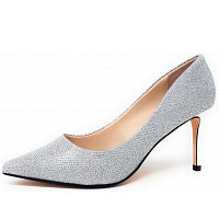Buffalo - Fanny 2 - Pumps - silber