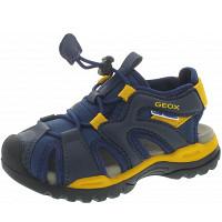 GEOX - Borealis - Sandale - navy-yellow