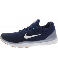Nike - Free Trainer V7 - Sneaker - binary blue/white