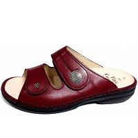 FINN COMFORT - Sansibar Red Sierra - Pantolette - rot