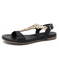 TAMARIS - Sandalette - schwarz