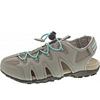 Geox - Donna Sandal - Sandalette - lt grey