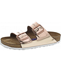 Birkenstock - Arizona BS Weichbettung - Birkenstock - metallic copper