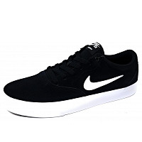 NIKE - SB Charge Suede - Sneaker - obsidian/white