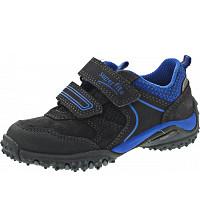 Superfit - Sport4 Mini - Kletthalbschuh - grau-blau