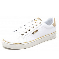 GUESS - Sneaker - white gold