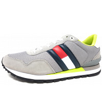 TOMMY HILFIGER - Casual Tommy Jeans - Sneaker - antique silver