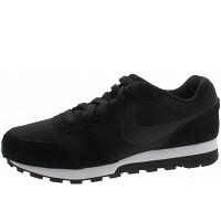 Nike - Wmns MD Runner 2 - Sneaker - black-white