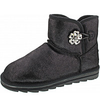MARCO TOZZI - Bootie - pewter