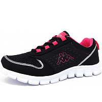 KAPPA - Amora - Sportschuh - 1122 black/pink