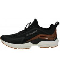 BUGATTI - Seter - Orthopädische Schuhe - black / taupe