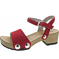 SOFTCLOX - Penny - Sandalette - rot