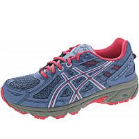 ASICS - Gel-Venture 6 GS - Sportschuh - blue harmony-pink cameo