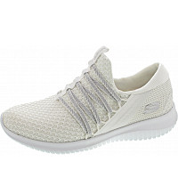 SKECHERS - Ultra flex Bright Future - Slipper - WHT