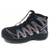 SALOMON - XA Pro 3D MID - Trekkingschuh - black stormy