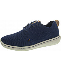 CLARKS - Step Urban Mix - Sneaker - Navy Textile Knit