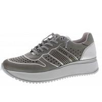 Cetti - Sneaker - stone plata