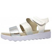JANA - Panama - Sandale - weiß