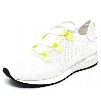 LA STRADA - la strada 119AL2517 - Sneaker - 4505-knitted wht/neon yel