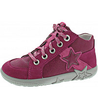 SUPERFIT - Starlight - Lauflernschuh - rot-rosa