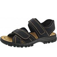 Rieker - Sandale - schwarz/schwarz