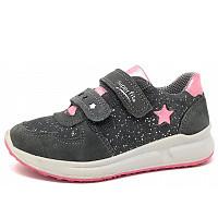 SUPERFIT - Merida HS - Sneaker - 2000 grau/rosa