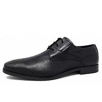 BUGATTI - Classic - Businesss Schuh - schwarz