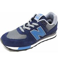 NEW BALANCE - 574 - Sneaker - 10 blau
