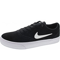 Nike - SB Charge Suede - Sneaker - black-white
