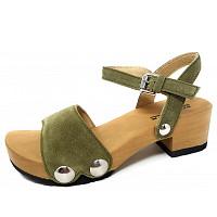 SOFTCLOX - Penny - Sandalette - olive