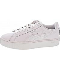 PUMA - Puma Vikky Stacked L - Sneaker - puma white-puma white