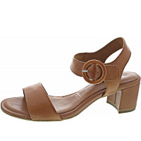 TAMARIS - Sandalette - COGNAC LEATHER