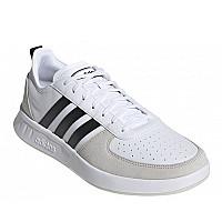 ADIDAS - Court 80s - Sneaker - white