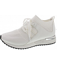 LA STRADA - Sneaker - knitted white
