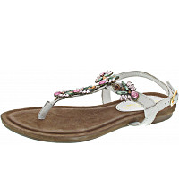 QUEENS - Sandalette - white