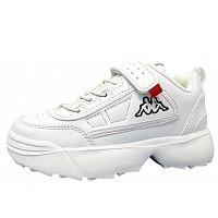 KAPPA - Rave NC K - Sneaker - 1010 white