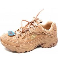 SKECHERS - Sneaker - tan