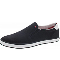 Tommy Hilfiger - Iconic Slip On Sneaker - Slipper - midnight